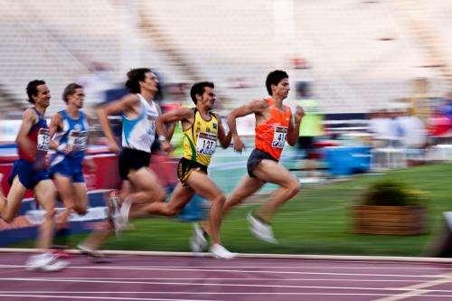 Beta-alanine supplement considerably improves running performance