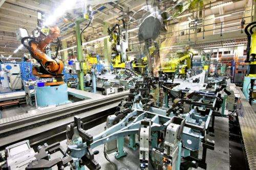 Big data keeps complex production running smoothly