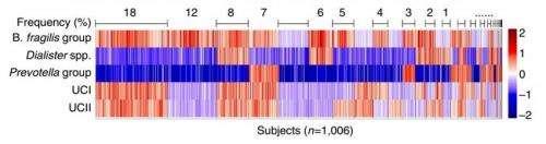 binary bacteria