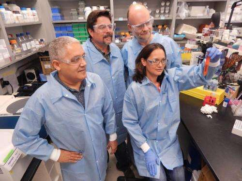 Bio researchers receive patent to fight superbugs