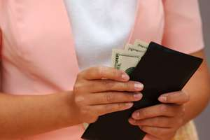 Black adults with financial worries have lower health scores