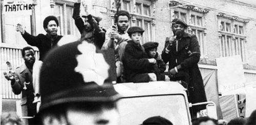 """Black Power in Britain becoming """"forgotten history"""""""