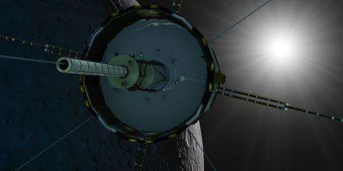 Bringing a spacecraft back from the dead