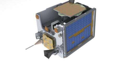 British asteroid mapper sent into orbit