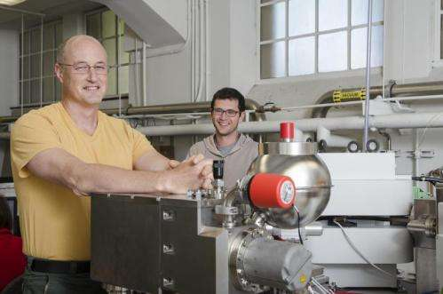 Caltech-led team develops a geothermometer for methane formation