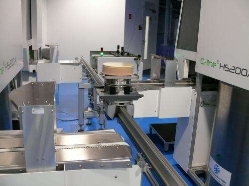 Central biobank for drug research