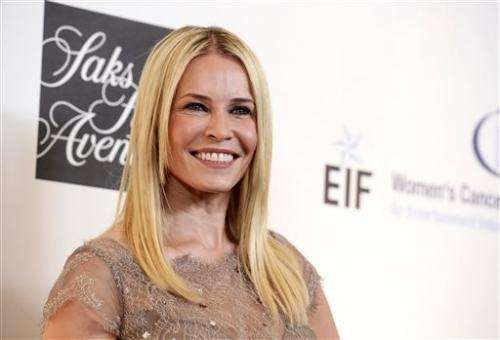 Chelsea Handler heading to Netflix with talk show