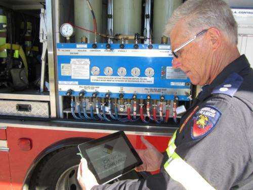 Chemical companion evolves from information resource to sophisticated decision-support system