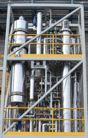 Chemical products on a renewable basis