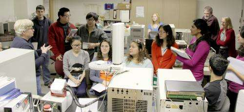 Chemical spill activates Virginia Tech engineers in effort to determine long-term effects