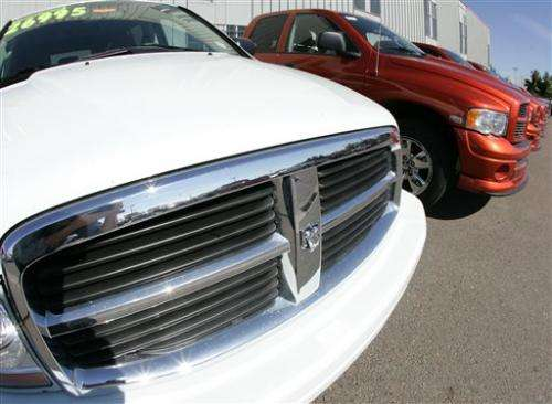 Chrysler expands air bag recall