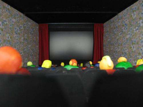 Cinema-like environment helps audiences immerse in movies even on small screens & displays