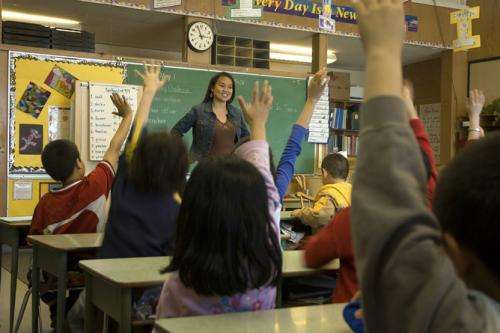 Class size does matter for disadvantaged students