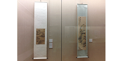Closer look reveals mechanism behind curling of ancient scrolls