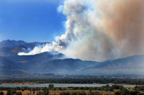 Colorado's Front Range fire severity not much different than past, say CU study