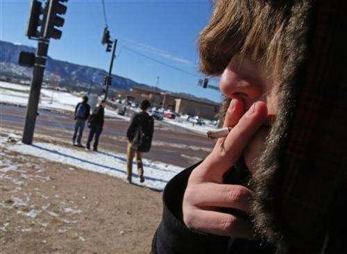 Colorado, Utah move to hike smoking age to 21