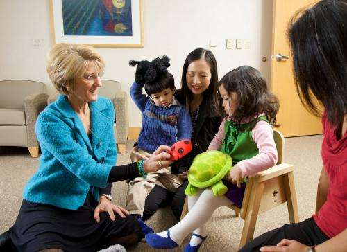 Complementary medicine in wide use to treat children with autism, developmental delay