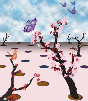 Conducting polymer films decorated with biomolecules for cell research use