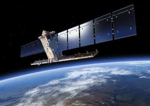 Copernicus operations secured until 2021