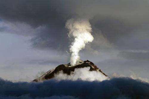Could there really be such a thing as volcano season?