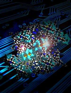 New molecular storage devices could bridge memory gap