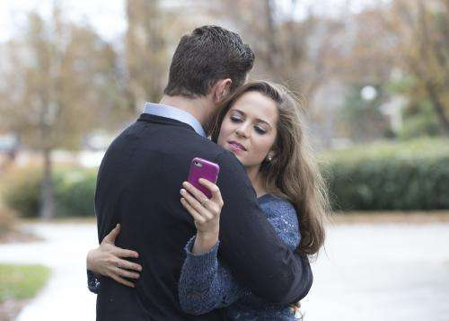 """Daily """"technoference"""" hurting relationships, study finds"""