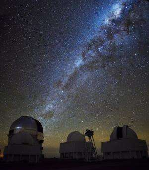 Dark Energy Survey spots exotic supernova