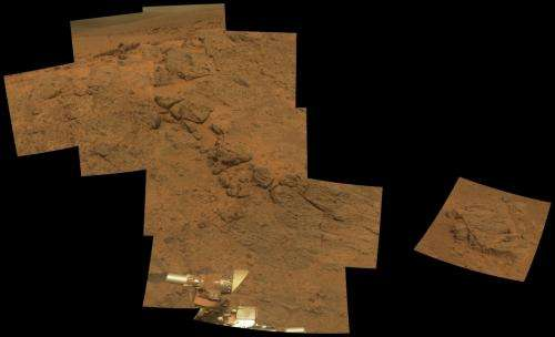 Decade-Old Rover Adventure Continues on Mars and Earth