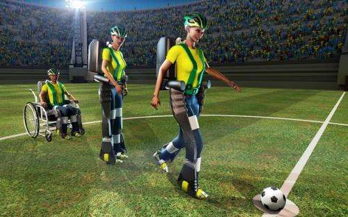 Demo of mind-controlled exoskeleton planned for World Cup