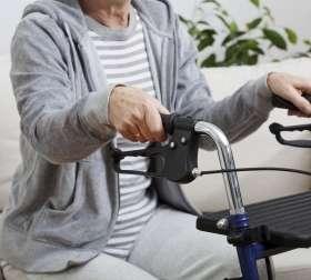 Depression increases risk of falls in elderly