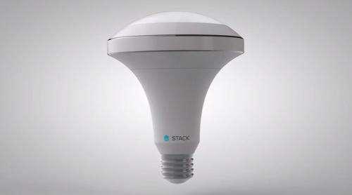 Stack Lighting unveils Alba, smart LED bulb that adjusts itself based on your behavior