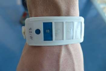 Disposable timer could be a nurse's best friend