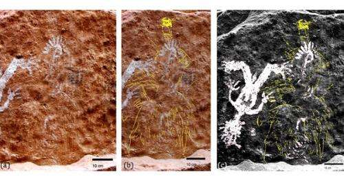 Distinct artwork reflects contact period in the regions