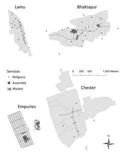 Do ancient cities hold the key to equal, sustainable urban access?