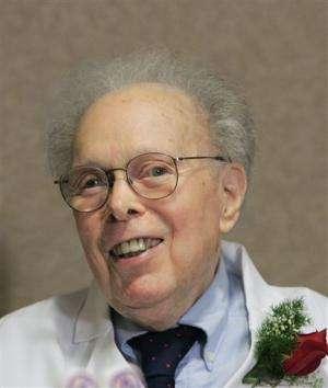 Doctor behind 'free radical' aging theory dies