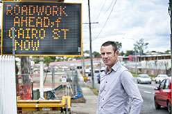 Drivers fed up with slowing down at inactive roadwork sites