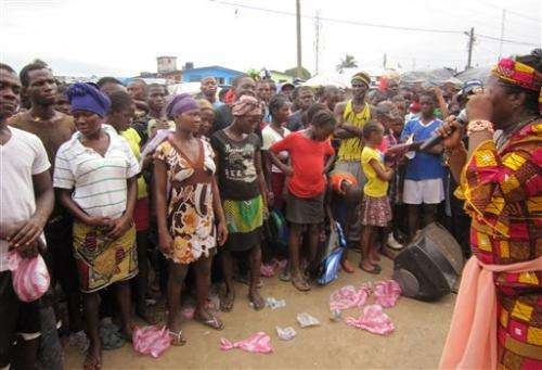 Ebola crisis in West Africa deepens; 500+ dead