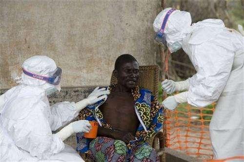 Ebola victims quarantined in Guinea