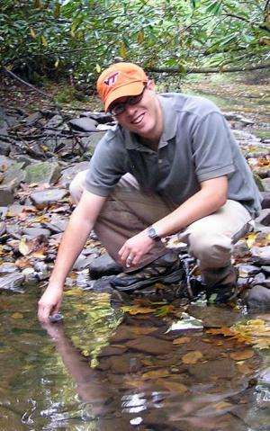 Ecology team improves understanding of valley-wide stream chemistry