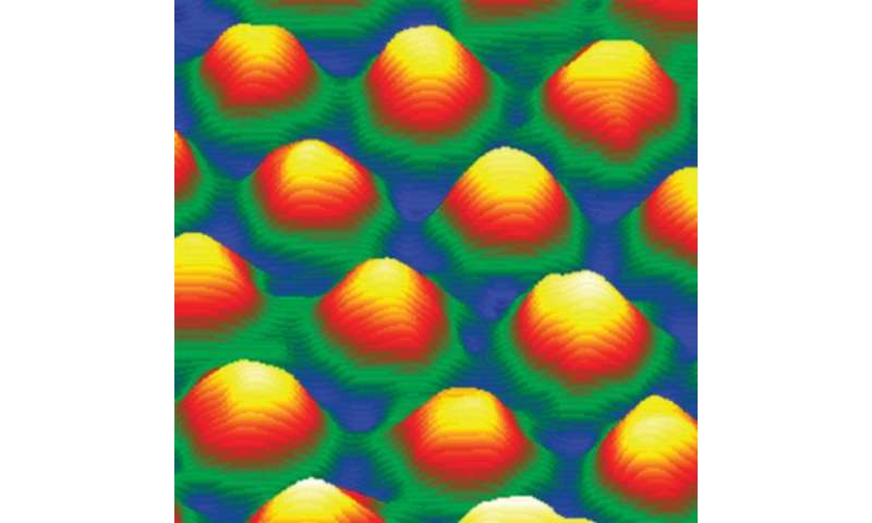 Electron holography reveals the startling beauty of nanoscale magnetic vortices
