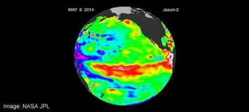 El Niño offers a new way to predict poor harvests in a changing climate