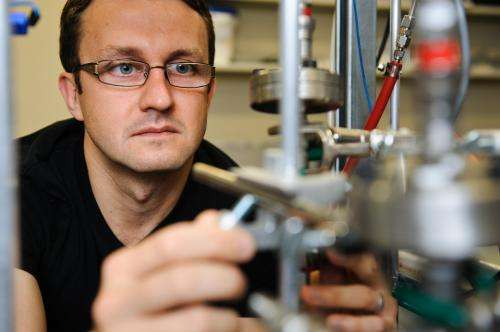 Engineer Hopes to Improve Carbon-Capture with Patented Technology