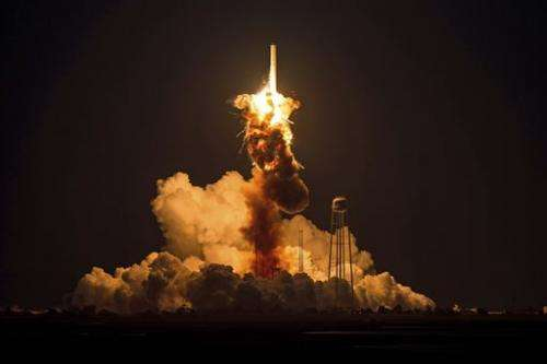 Engine in failed rocket launch likely to be pulled