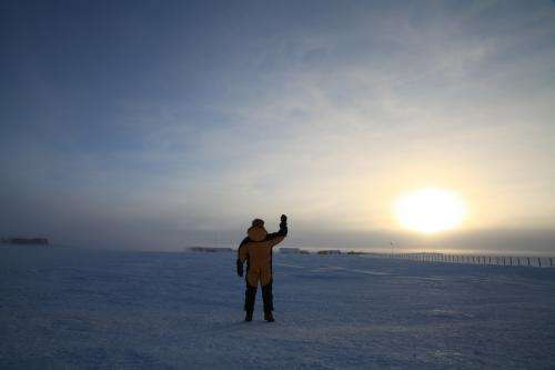 ESA is offering the chance to work at Concordia research station in Antarctica