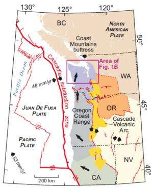 Estimating earthquake frequency and patterns in the Puget Lowland