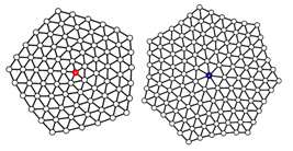 Expanding particles to engineer defects: Researchers find that adding an impurity can create order