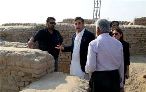 Experts oppose festival at Pakistani ancient site