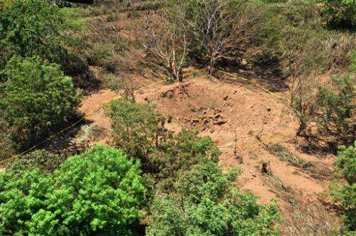 Experts question Nicaragua meteorite reports