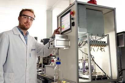Extremely precise medicine delivery possible thanks to new type of production machine