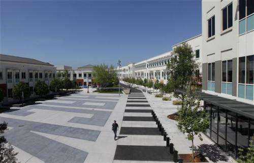 Facebook headquarters cleared after false threat